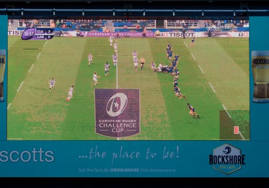 Racing 92 V Munster Live Rugby on the big screen